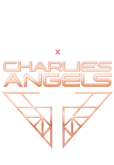 CHAMBORD X CHARLIE'S ANGELS ONLY AT CINEMAS